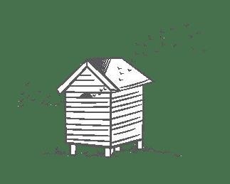 """Résultat de recherche d'images pour """"ruche fond transparent"""""""